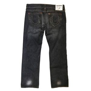 True Religion Men's Straight Leg Jeans